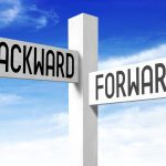 forward backwards sign
