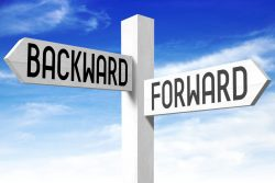 forward backwards sign